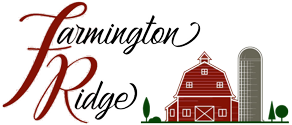 logo for The Maron's Farmington Ridge LLC