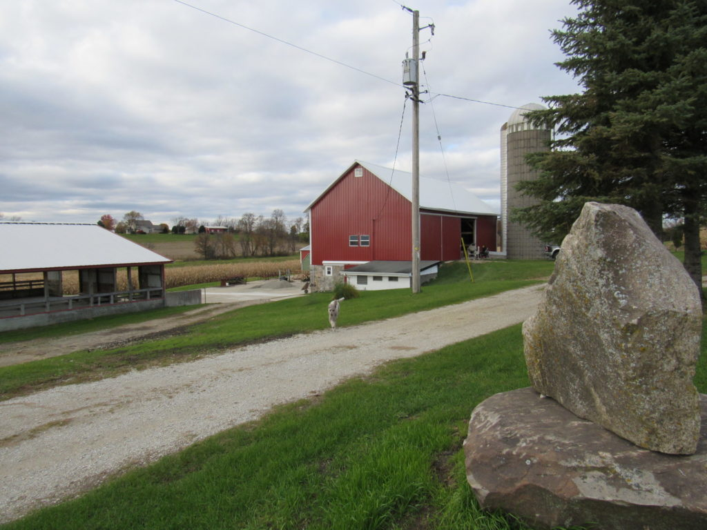 The Farmington Ridge Farm